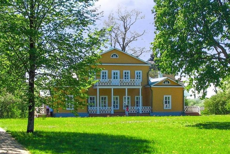 M.Yu. Lermontov Museum and Estate in Tarkhany