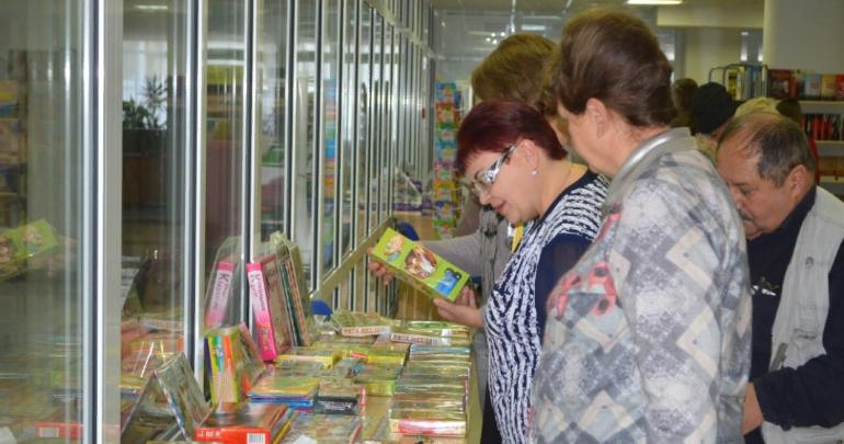 "XI Interregional book exhibition and fair ""The world of books in Penza region"" set off"