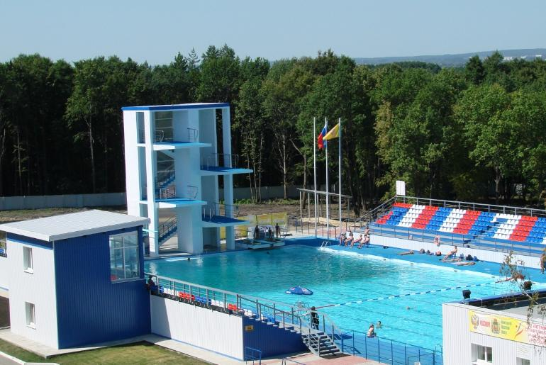 Open-Air Pool