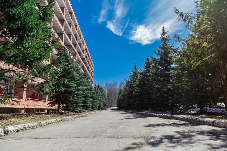 Spa Resort 'Berezovaya Roshcha' (Birch Grove)